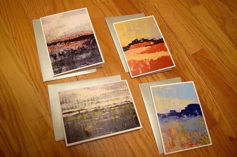 Fragmented Series - Landscapes