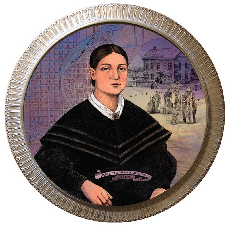 Josette Vieau Juneau