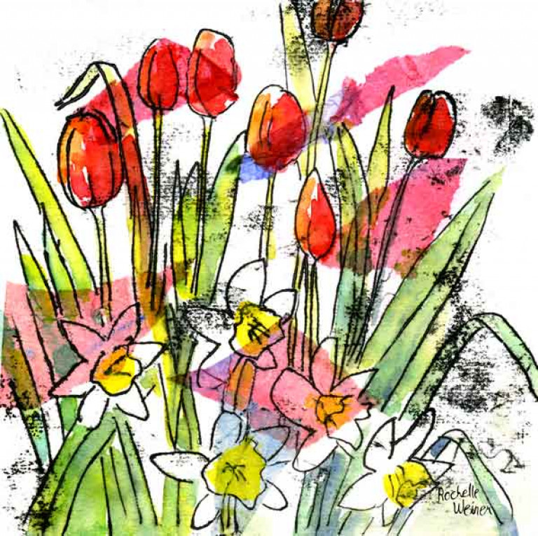Mono-tulipsdaffodils-sm