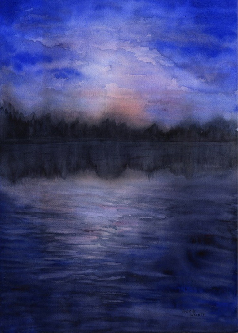 Dusk on the Lake