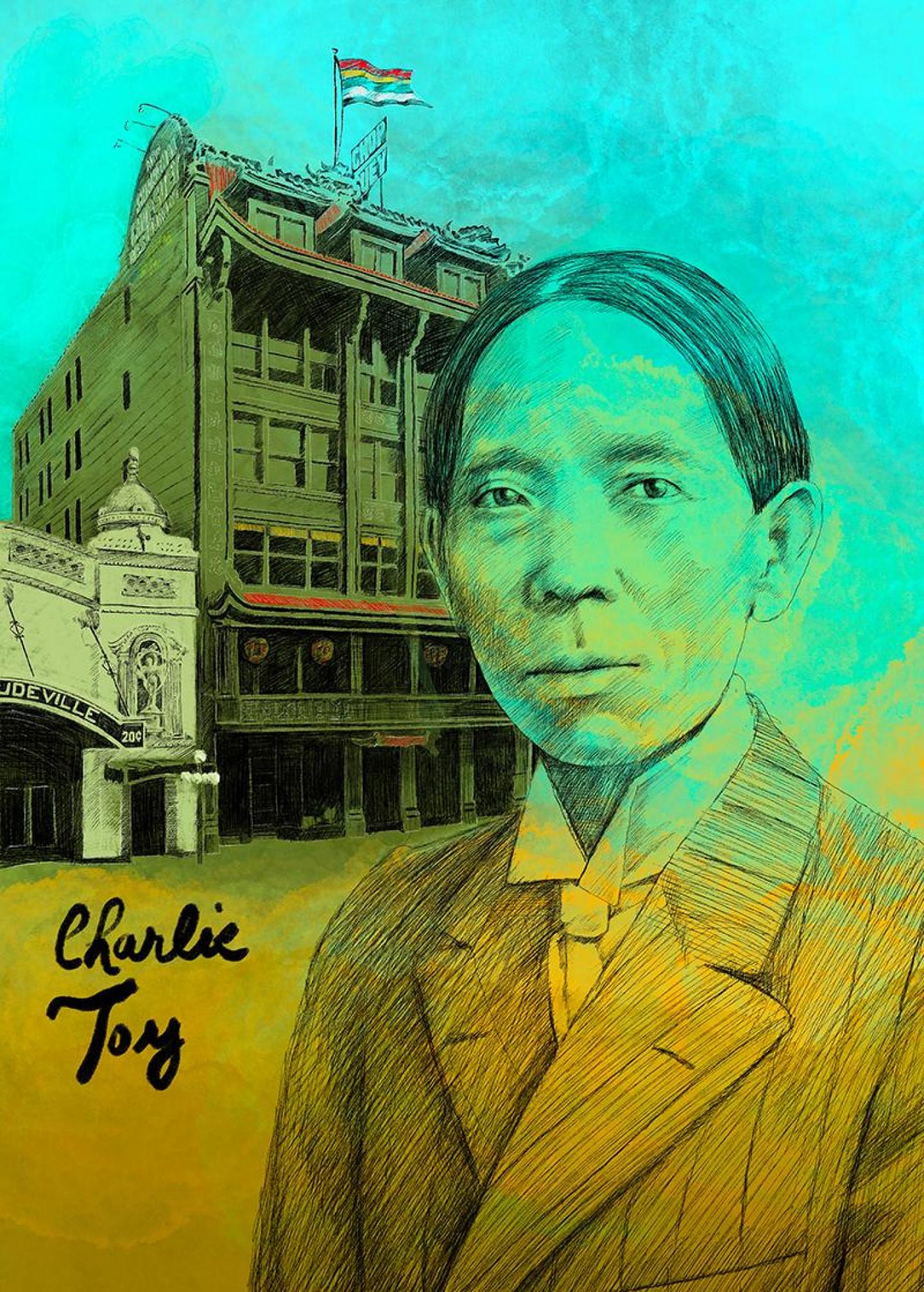 Charlie Toy v2 800